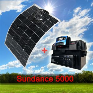 Solar Power Station Sundance 5000