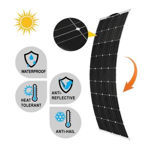 Flexible Solar Panel Features