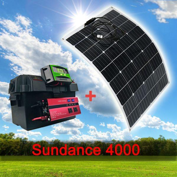 Solar Power Station Sundance 4000