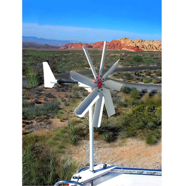 Wind Generator Windwalker 250 with Mounting Plate