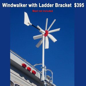 Wind Generator with Ladder Bracket Price
